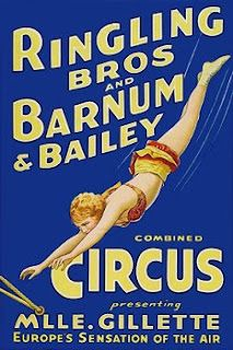 Venus Art Prints - Circus, Magic, Sideshow Collection - Venus Art Prints - Vintage Posters - modern wall art Page Vintage Circus Posters, Vintage Advertising Posters, Vintage Carnival, Vintage Advertisements, Vintage Ads, Carnival Posters, Retro Posters, Vintage Signs, Ringling Brothers Circus