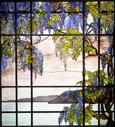 Louis Comfort Tiffany's A View of Oyster Bay by chaostrophy, via Flickr