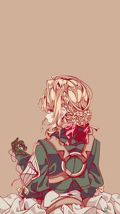 Violet Evergarden Lockscreen Me Anime, Anime Kawaii, Anime Art, Cute Anime Character, Character Concept, Violet Evergarden Wallpaper, Violet Evergreen, Violet Evergarden Anime, Anime Wallpaper Phone