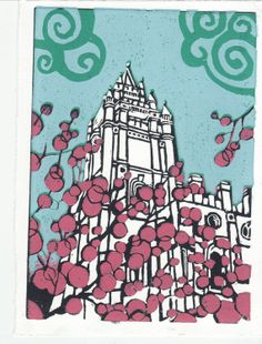 My wonderful finance gave one of these prints to me! There Is A Season Salt Lake Temple Print 8 x by happylittleartist Slc Temple, Love Is My Religion, Linoleum Block Printing, Salt Lake Temple, Lds Art, Lds Temples, Christmas Wishes, Art Direction, Printmaking