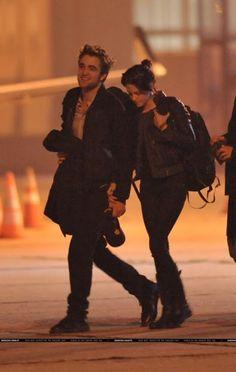 : Rob and Kristen- Paris