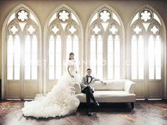 Renoir | Korean Pre-wedding Photography by Pium Studio on OneThreeOneFour 46