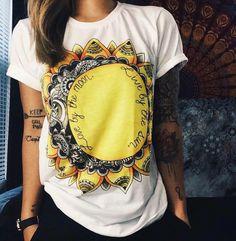 This shirt design as a tattoo