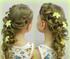 детские прически на выпускной в детский сад для девочки: 14 тыс изображений найдено в Яндекс.Картинках