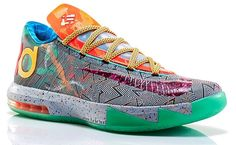 Nike KD 6 What The 4