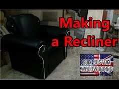 making a recliner - YouTube