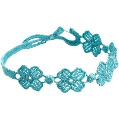 Cruciani C Four-Leaf Clover Bracelet - Size Small ($10) ❤ liked on Polyvore featuring jewelry, bracelets, letter jewelry, initial bangle, initial jewelry, cruciani c and blue bangles
