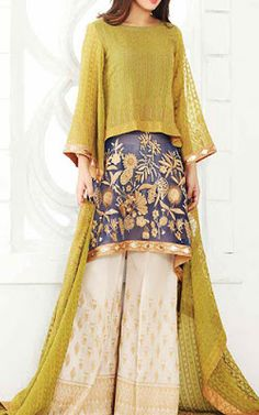 Charizma Bell Wedding Collection 2017 Purity Defined Price in Pakistan famous brand online shopping, luxury embroidered suit now in buy online & shipping wide nation. Pakistani Fashion Casual, Pakistani Dresses Casual, Abaya Fashion, Casual Dresses, Fashion Dresses, Punk Fashion, Women's Casual, Short Frocks, Desi Wear