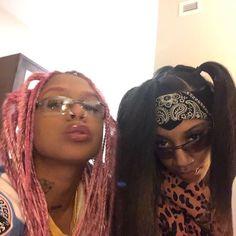 Black Girl Magic, Black Girls, Black Women, Besties, Bestfriends, Pretty People, Beautiful People, Look Kylie Jenner, Black Girl Aesthetic