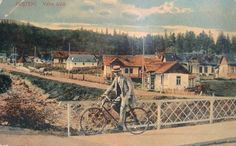 BUSTENI - Valea Alba - 1910