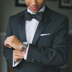 Groom. #onhisweddingday #agroomsattire #groomspiration #nycweddings #ollistudio #nycweddingphotography #awardwinning #photojournalistic