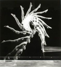 "Currier Collections Online - ""Back Dive"" by Dr. Harold Eugene Edgerton"