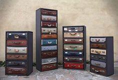 recyclage de valises vingtages