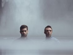 The Seattle electronic duo breaks down the mellow midpoint of the group's 2014 album.