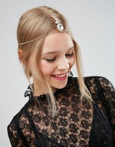 ASOS Crystal Hair Crown