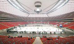 Lodowisko na Stadionie Narodowym już od 8 listopada! Ceny biletów od 10 do 15 złotych.