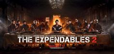 The Expendables, last supper