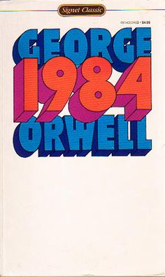 Today marks George Orwell's birthday. To celebrate, we have compiled a visual history of the publication of one of his most influential works, Though 1984 has come and gone with little in the way of Big Brother (although we suppose it… George Orwell, I Love Books, Great Books, Books To Read, Reading Books, Big Brother, Up Book, Book Authors, Hunger Games
