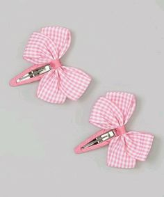 Ribbon Hair Bows, Diy Hair Bows, Diy Ribbon, Ribbon Crafts, Diy Hair Scrunchies, Barrettes, Baby Hair Clips, Baby Headbands, Baby Girl Items