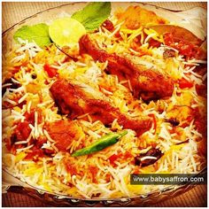 Try making 🍗chicken biryani🍜 with a pinch of our Babysaffron to get that royal and authentic taste and aroma!!! You will find it super 😋yummy!🤗 #babybrandsaffron #saffron #biryani #worldsfinestsaffron 👉online order at: www.babysaffron.com👈