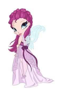 Winx Club Pixie - Mira by Evergreen-Princess on DeviantArt