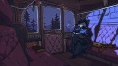 En route(coub) by Hellstern.★ We recommend Gift Shop: http://gosstudio.com ★  #steampunk #victorian #Art #gosstudio