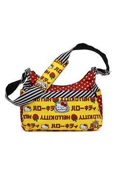 Ju-Ju-Be for Hello Kitty® 'HoboBe' Diaper Bag
