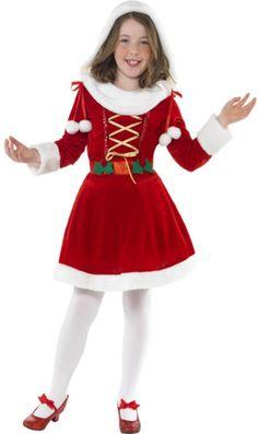 Lil Miss Santa Kids Costume | Costumes for Kids | Pinterest | Kid Kid costumes and Costumes  sc 1 st  Pinterest & Lil Miss Santa Kids Costume | Costumes for Kids | Pinterest | Kid ...