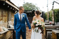 Romantic Downtown Lakeland Wedding on Kentucky Avenue | Boho Garden wedding | Featured on Green Wedding Shoes | Orlando Wedding Photographer