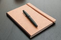 Clairefontaine Basics Life Unplugged Clothbound Notebook Review — The Pen Addict