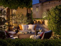 Capo d'Africa, hotel near the Colosseum in Rome, Italy Hotel Rome, Rome Hotels, Hotel Boutique, Best Boutique Hotels, Porches, Best Rooftop Bars, Das Hotel, Outdoor Furniture Sets, Outdoor Decor