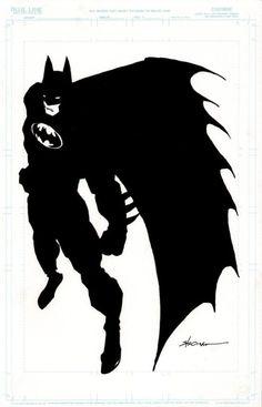 Batman - Larry Stroman