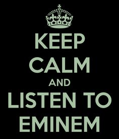 Eminem = Lyrical Genius ...