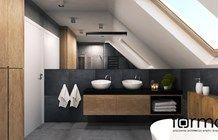 Łazienka styl Nowoczesny - zdjęcie od FORMA - Pracownia Architektury Wnętrz i Krajobrazu