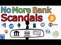 Video: Cryptocurrencies vs Bank Scandals