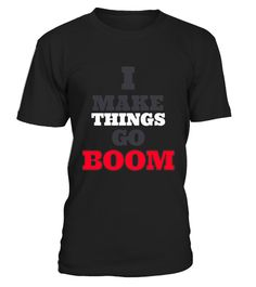 """# Baby InstrumentT-Shirt I make things go boom tees .  Special Offer, not available in shops      Comes in a variety of styles and colours      Buy yours now before it is too late!      Secured payment via Visa / Mastercard / Amex / PayPal      How to place an order            Choose the model from the drop-down menu      Click on """"Buy it now""""      Choose the size and the quantity      Add your delivery address and bank details      And that's it!      Tags: This percussion t-shirt is for…"""