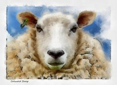 images of paintings of sheep | Recent Photos The Commons Getty Collection Galleries World Map App ...