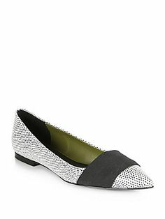 The A to Z of Shoe Shopping: 3.1 is for Phillip Lim - fall 2013 - pebbles