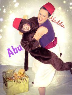 Enhancing Entertainment Aladdin 2016 Pantomime