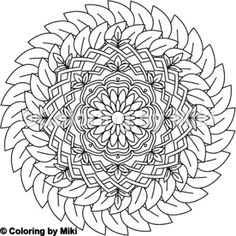 The Color Book Coloring Page Art Therapy Pages