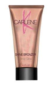 best leg shine bronzer ever!  carlene k shine bronzer!
