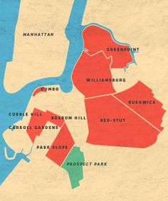 Wish I would've seen this two months ago. Next time! - The Badass Guide To Brooklyn