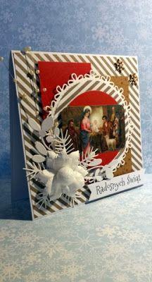 Kartka świąteczna...12
