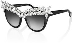 bedazzled sunglasses by Anna-Karin Karlsson