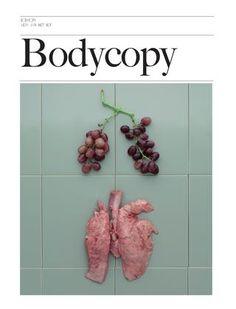 READ THE BODYCOPY TABLOID ONLINE ON http://issuu.com/veravanhethof/docs/bodycopy_vera_van_het_hof_dutchdesi