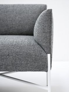 Fabric sofa CHILL-OUT by Tacchini Italia Forniture