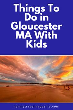 Gloucester Massachusetts is known as America's Oldest Seaport, and as you'd expect, there are plenty of waterfront activities with kids. Read about the best things to do with kids in Gloucester MA. Stuff To Do, Things To Do, Good Things, Gloucester Massachusetts, Best Beaches To Visit, Beach Vacations, Taking Pictures, Activities, Kids