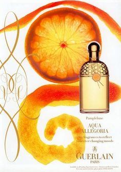 acqua allegoria My other favourite perfume. The orange and basil is lovely.