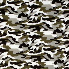 Tela Camuflage