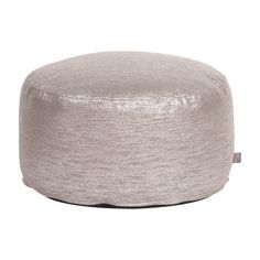 Howard Elliott Glam Foot Pouf Ottoman - Put a little T-Rex on the hi-fi and plunk yourself down on the Howard Elliott Glam Foot Pouf Ottoman for truly comfy and casual experience. You've...